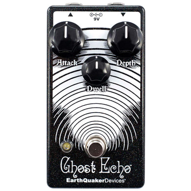 EarthQuaker Devices Ghost Echo™ Vintage Voiced Reverb V3