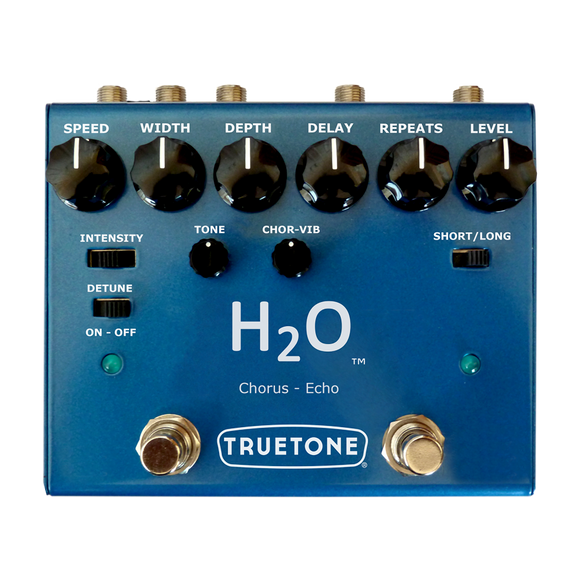 Truetone V3 H2O Chorus and Echo