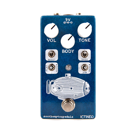 Southampton Pedals Ictineo Preamp/EQ