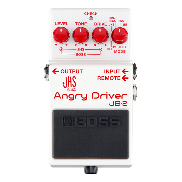 BOSS JB-2 Angry Driver Dual Distortion