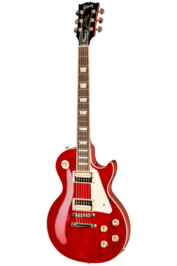 Gibson Les Paul Classic Electric Guitar Translucent Cherry
