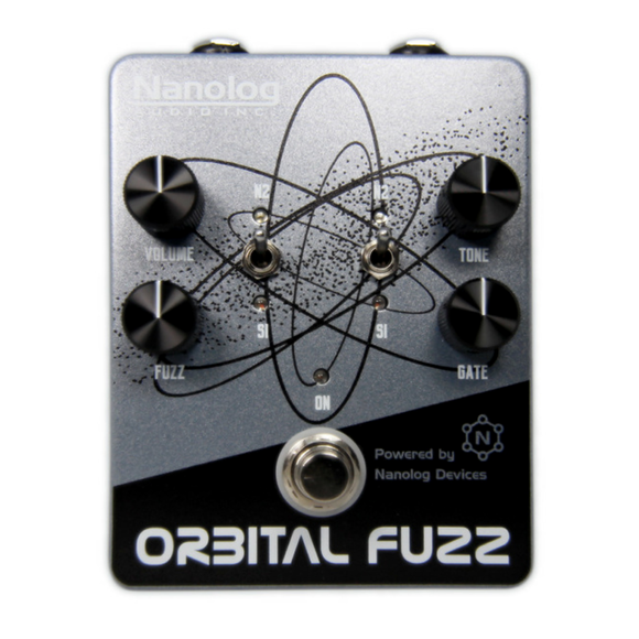 Nanolog Audio Orbital Fuzz