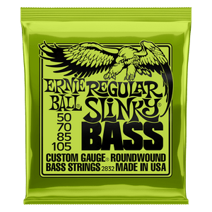 Ernie Ball Bass Strings Regular Slinky 50-105
