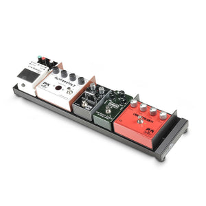 Pedalbay 50S Lightweight variable Pedalboard with Protective Softcase 50cm