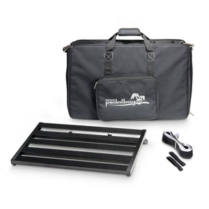 Pedalbay 60L Lightweight Variable Pedalboard with Protective Softcase 60cm