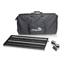 Pedalbay 80 Lightweight variable Pedalboard with Protective Softcase 80cm