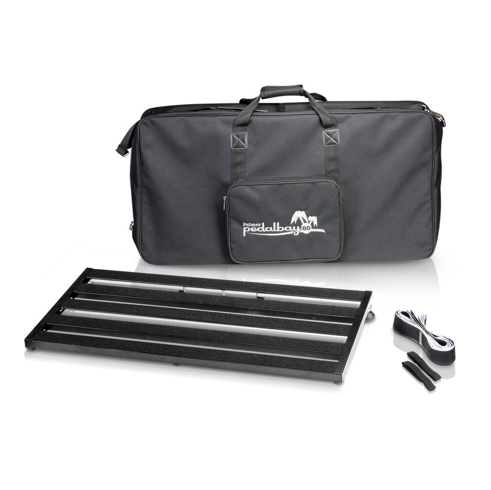 Pedalbay 80 Lightweight Variable Pedalboard with Protective Soft Case