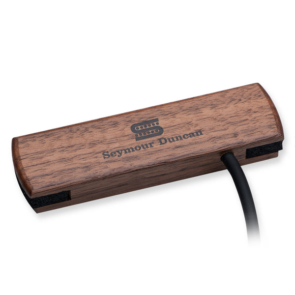 Seymour Duncan Woody Sc Acoustic Single-Coil Soundhole Pickup - Walnut