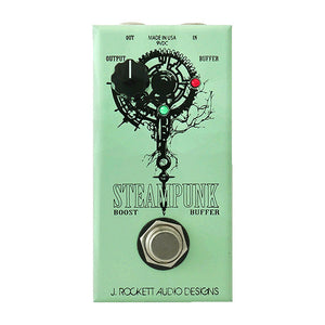 J. Rockett Audio Designs Steampunk Boost / Buffer