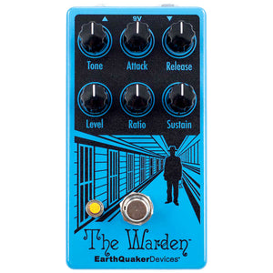 EarthQuaker Devices The Warden Optical Compressor V2