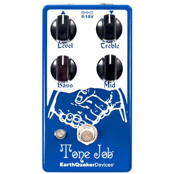 EarthQuaker Devices Tone Job™ EQ & Boost V2