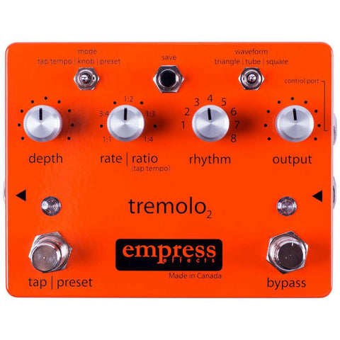 Empress Effects Tremolo2