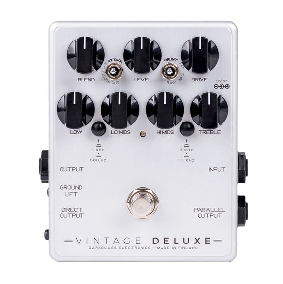 Darkglass Electronics Vintage Deluxe V3 Bass Preamp