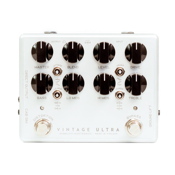 Darkglass Electronics Vintage Ultra V2 Bass Preamp