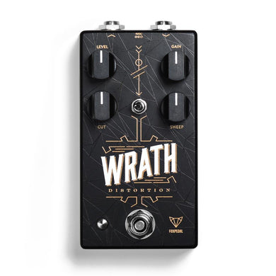 Foxpedal Wrath V2 Distortion