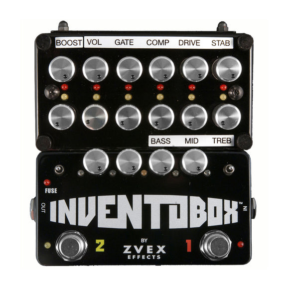 Zvex Invento Box Fully Loaded