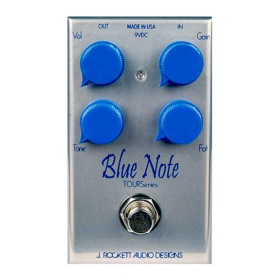 J. Rockett Audio Designs Blue Note Tour Series Overdrive
