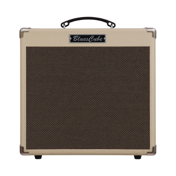 Roland Blues Cube Hot 30 Watt Guitar Amplifier Combo in Vintage Blonde