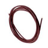 Evidence Audio The Monorail Signal Cable Burgundy 50 Feet