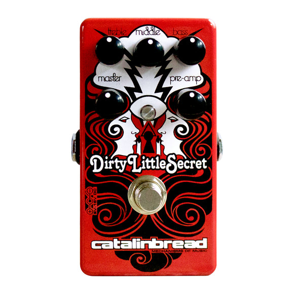 Catalinbread Dirty Little Secret (Red)