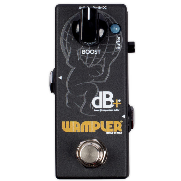 Wampler dB+ – Boost/Independent Buffer