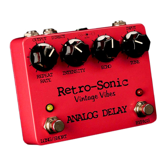 Retro Sonic Vintage Vibes Analog Delay