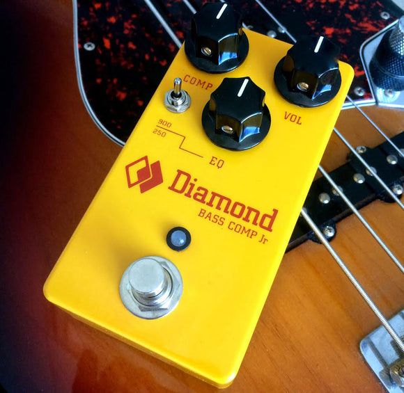 Diamond Pedals BCP1 - Bass Comp Jr