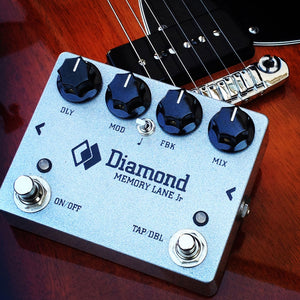 Diamond Pedals MLNJr – Memory Lane Junior
