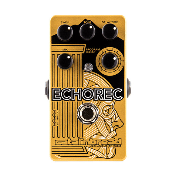 Catalinbread Echorec Binson Echorec Inspired Delay