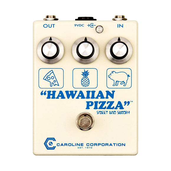 Caroline Guitar Company Hawaiian Pizza Sweet and Savory Fuzz