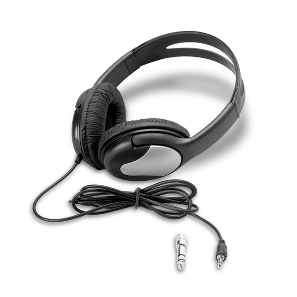 Hosa Technology HDS-100 Stereo Headphones 20Hz - 20kHz