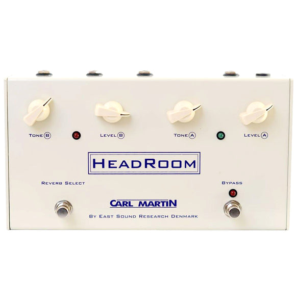 Carl Martin HeadRoom Purely Analog Real Spring Reverb