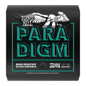 Ernie Ball Paradigm Not Even Slinky Electric Strings 12-56