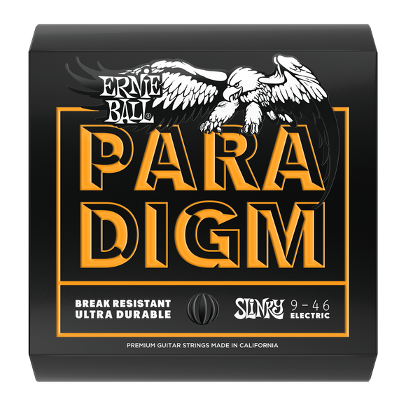 Ernie Ball Paradigm Hybrid Slinky Electric Strings 9-46