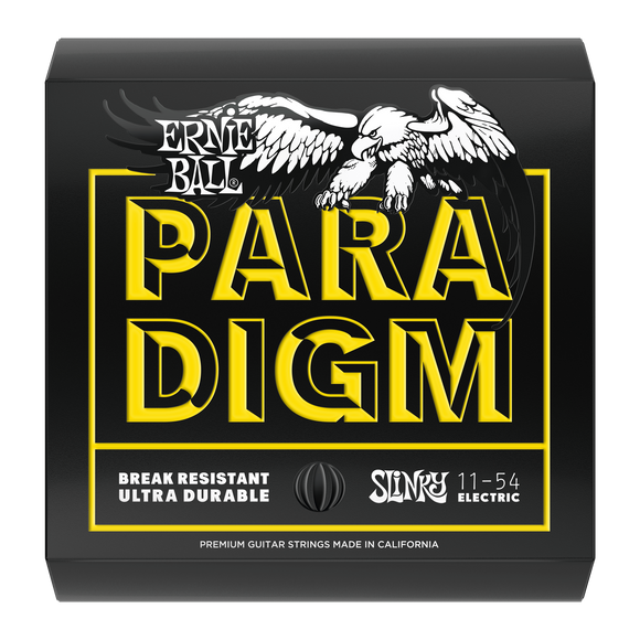 Ernie Ball Paradigm Beefy Slinky Electric Strings 11-54
