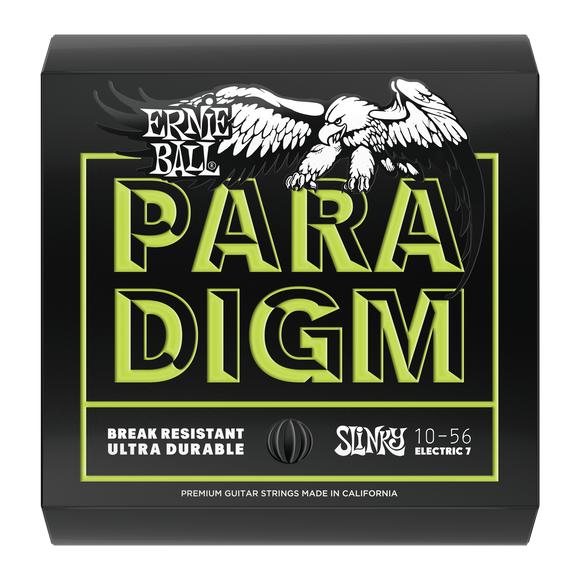 Ernie Ball Paradigm Regular Slinky Electric Strings 10-56