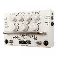 Orange Pedals White Bax Bangeetar Guitar Pre EQ