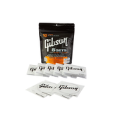Gibson Brite Wires Electric Strings 5-Pack Lights 10-46