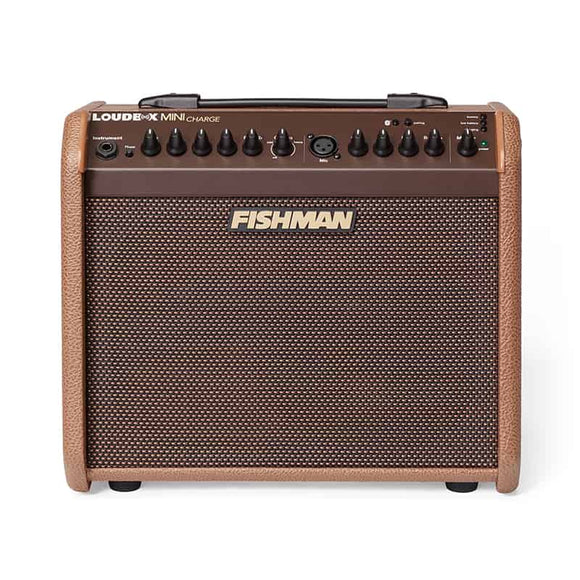 Fishman Loudbox Mini Charge Acoustic Guitar Amplifier