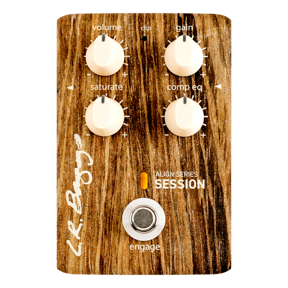 L. R. Baggs Align Series Session Compressor EQ