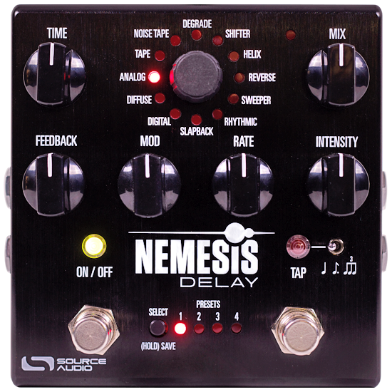 Source Audio SA260 Nemesis Delay