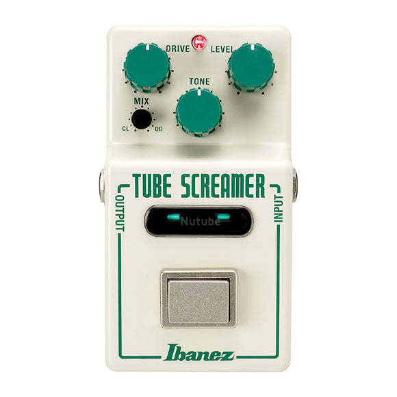Ibanez NU Tube Screamer Overdrive NTS
