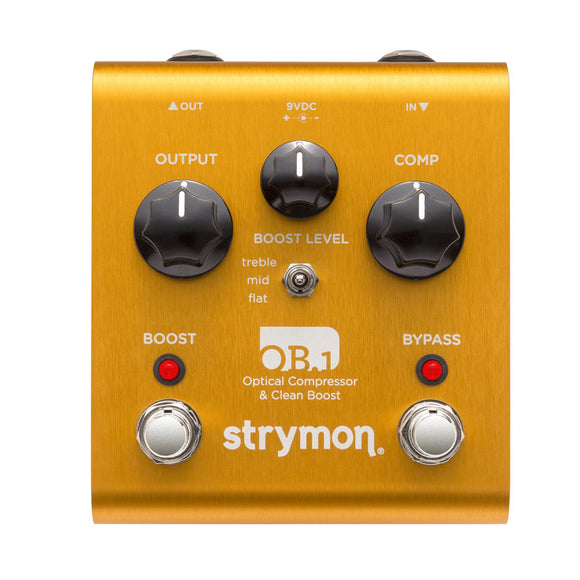 Strymon OB-1 Optical Compressor & Clean Boost