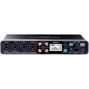 Roland Octa-Capture Hi-Speed USB Audio Interface 10 In / 10 Out, 8 Mic Preamps