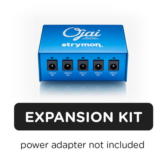 Strymon Ojai High Current Power Supply Expansion Kit