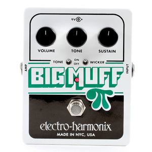 electro-harmonix Big Muff PI with Tone Wicker