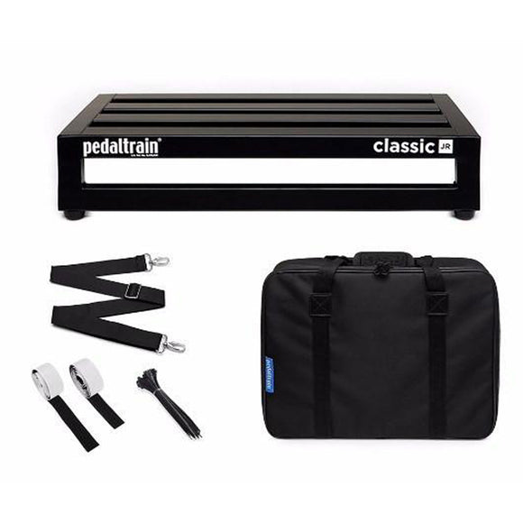 pedaltrain classic jr. (junior) with soft case