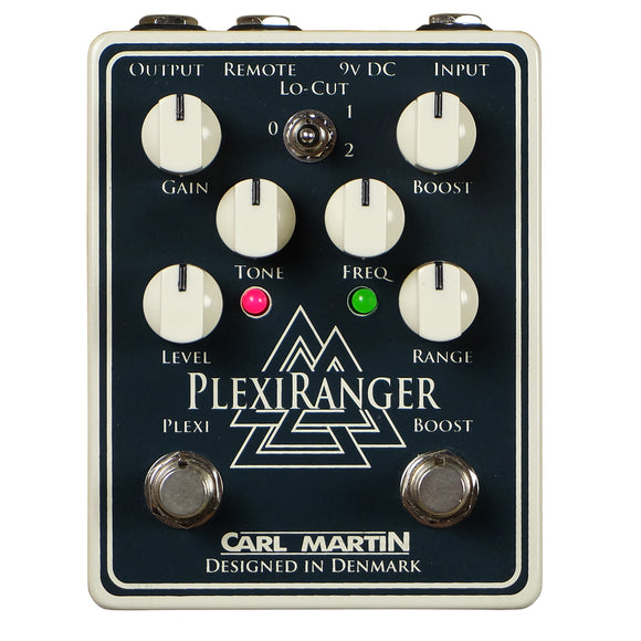 Carl Martin PlexiRanger Plexi Sound With Treble Boost