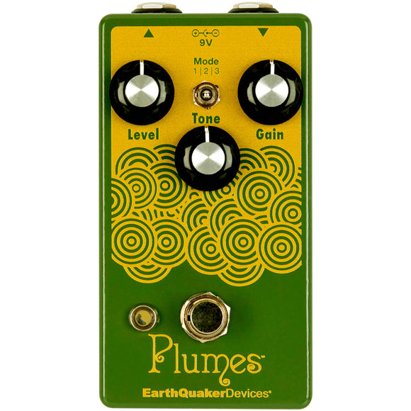 EarthQuaker Devices Plumes Tube-Like Overdrive