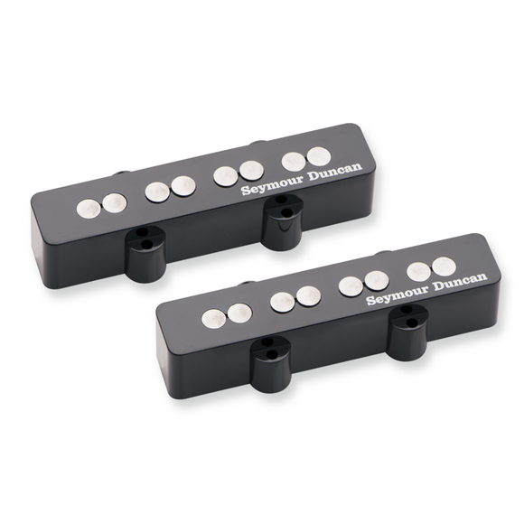 Seymour Duncan Quarter-Pound High Output Jazz Bass Pickup - Set